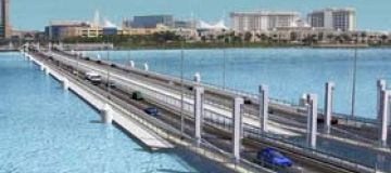 EIA Floating Bridge, Dubai, UAE